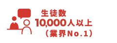 生徒数8,000人以上