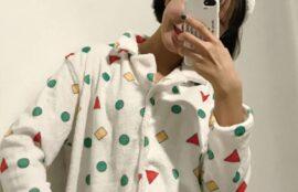クレヨンしんちゃんのパジャマ柄が 韓国で大流行!!!