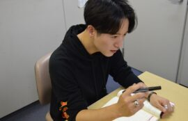 KVillage新大久保校の新人講師ヒョンウ先生をご紹介!