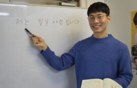 KVillage新大久保校の新人講師ヨンゴン先生をご紹介!